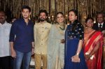 Namrata Shirodhkar, Mahesh Babu at Awini Dutt Daughter Priyanka Dutt Wedding Reception on 7th Dec 2015 (17)_5667bc591be44.JPG