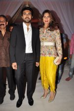 Ram Charan Teja at Awini Dutt Daughter Priyanka Dutt Wedding Reception on 7th Dec 2015 (25)_5667bc64d0db7.JPG