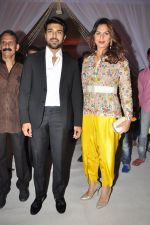 Ram Charan Teja at Awini Dutt Daughter Priyanka Dutt Wedding Reception on 7th Dec 2015 (27)_5667bc6708ba9.JPG
