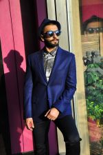 Ranveer Singh photo shoot on 8th Dec 2015