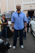 Rohit Shetty snapped at Mehboob on 8th Dec 2015