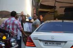 Salman Khan snapped at Mehboob on 8th Dec 2015