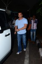 Sohail Khan snapped at airport on 8th Dec 2015