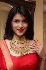 MANNARA CHOPRA IN SIZZLING RED LAUNCHES VADDANAM & UNCUT DIAMOND MELA AT MANEPALLY JEWELLERS (11)_56690d2df18df.jpg