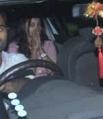 Daisy Shah snapped at Salman