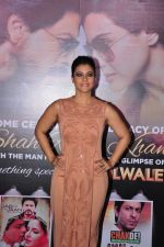 Kajol at Dilwale press meet on 11th Dec 2015