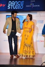Madhuri Dixit launches dance channel on tata sky on 10th Dec 2015 (20)_566a886edf9e2.JPG