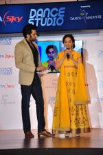 Madhuri Dixit launches dance channel on tata sky on 10th Dec 2015 (22)_566a8870032f8.JPG