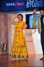 Madhuri Dixit launches dance channel on tata sky on 10th Dec 2015 (26)_566a88728790b.JPG