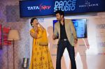 Madhuri Dixit launches dance channel on tata sky on 10th Dec 2015 (28)_566a8873f2675.JPG