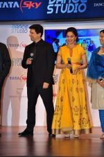 Madhuri Dixit launches dance channel on tata sky on 10th Dec 2015 (35)_566a8879360f7.JPG