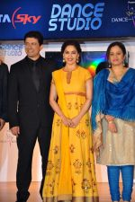 Madhuri Dixit launches dance channel on tata sky on 10th Dec 2015