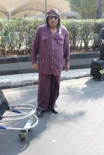 Ranjeet snapped at Airport on 10th Dec 2015 (18)_566a89acb1b8e.JPG