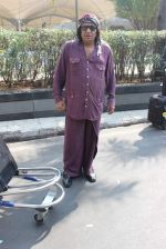 Ranjeet snapped at Airport on 10th Dec 2015 (19)_566a89ad4df3b.JPG