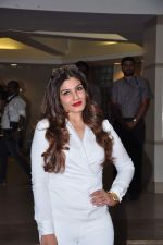 Raveena Tandon meets her school teachers and her favourite vada pav from the canteen on 10th Dec 2015