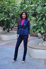 Shilpa Shetty at Heroes summit on 10th Dec 2015