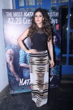 Zarine Khan at HATE STORY 3 SUCCESS PARTY on 11th Dec 2015 (26)_566c134f4763b.JPG