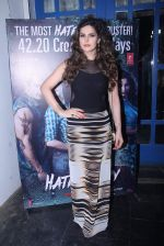 Zarine Khan at HATE STORY 3 SUCCESS PARTY on 11th Dec 2015 (27)_566c134fda039.JPG