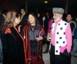 at Manish Arora show at the French Embassy on 12th Dec 2015