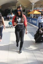 Lauren Gottlieb snapped at airport on 12th Dec 2015
