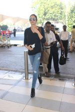 Sridevi snapped at airport on 12th Dec 2015
