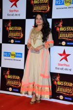 Giaa Manek at Big Star Awards in Mumbai on 13th Dec 2015 (113)_566eb1915c88f.JPG