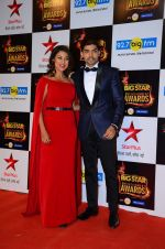 Gurmeet Chaudhary, Debina Banerjee at Big Star Awards in Mumbai on 13th Dec 2015 (67)_566eb1ea0159b.JPG