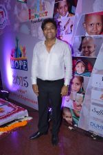 Jhonny lever impact foundation on 13th Dec 2015