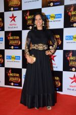 Saina Nehwal at Big Star Awards in Mumbai on 13th Dec 2015 (129)_566eb2ea847f1.JPG