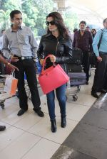 Ameesha Patel snapped at airport on 14th Dec 2015