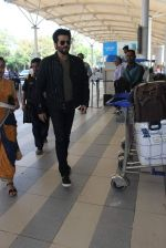 Anil Kapoor snapped at airport on 14th Dec 2015