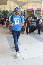 Ayushman Khurana snapped at airport on 14th Dec 2015