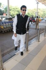 Jeetendra snapped at airport on 14th Dec 2015