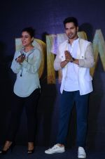 Kajol, Varun Dhawan at Dilwale music celebrations by Sony Music on 14th Dec 2015