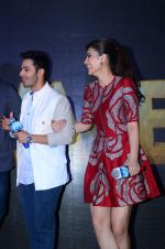 Kriti Sanon, Varun Dhawan at Dilwale music celebrations by Sony Music on 14th Dec 2015