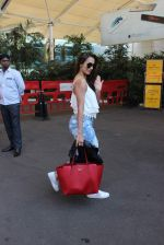 Malaika Arora Khan snapped at airport on 14th Dec 2015