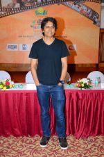 Nagesh Kukunoor at Smile Foundation press meet on 14th Dec 2015