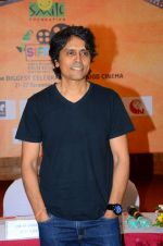 Nagesh Kukunoor at Smile Foundation press meet on 14th Dec 2015 (22)_566fd64673c0a.JPG