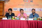 Tigmanshu Dhulia, Nagesh Kukunoor at Smile Foundation press meet on 14th Dec 2015