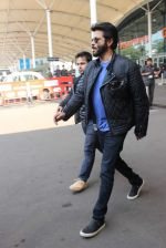 Anil Kapoor snapped at Airport on 15th Dec 2015