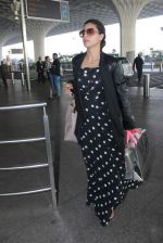 Kajol snapped at Airport on 15th Dec 2015