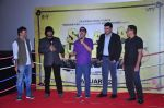 Rajkumar Hirani, Madhavan, Siddharth Roy Kapur, Ronnie Screwvala, Vidhu Vinod Chopra at Saala Khadoos film promotion on 15th Dec 2015 (39)_56710cf8480f1.JPG
