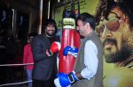 Rajkumar Hirani, Madhavan at Saala Khadoos film promotion on 15th Dec 2015