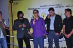 Rajkumar Hirani, Madhavan, Siddharth Roy Kapur, Ronnie Screwvala, Vidhu Vinod Chopra at Saala Khadoos film promotion on 15th Dec 2015