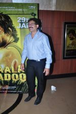 at Saala Khadoos film promotion on 15th Dec 2015