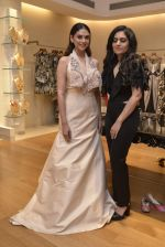 Aditi Rao Hydari at Shivani Awasty collection launch at AZA on 16th Dec 2015
