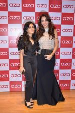 Farah Ali Khan at Shivani Awasty collection launch at AZA on 16th Dec 2015
