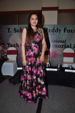 Jaya Prada at Yash Chopra Memorial press meet on 16th Dec 2015