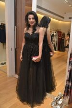 Pooja Bedi at Shivani Awasty collection launch at AZA on 16th Dec 2015