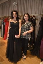 Pooja Bedi, Poonam Dhillon at Shivani Awasty collection launch at AZA on 16th Dec 2015